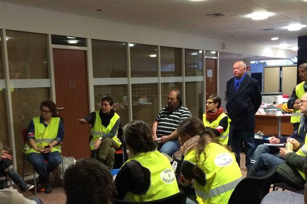 """Une """"équipe de sauvetage"""" pour les oeuvres d'art du Musée Girodet, à Montargis"""