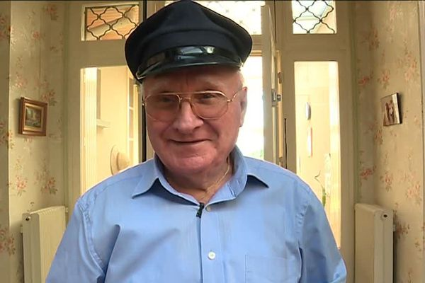 Edouard Rouilhac a été chauffeur durant 36 ans.