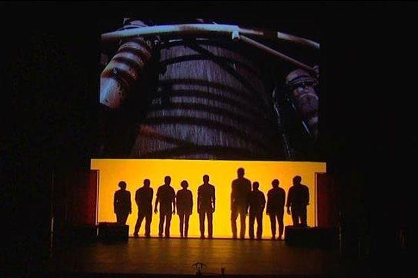 """""""Fondus de Fonderie"""" au théâtre de la Coupe d'Or à Rochefort ce vendredi 30 septembre à 30 sep 20h30 et samedi 1er octobre à 17h."""