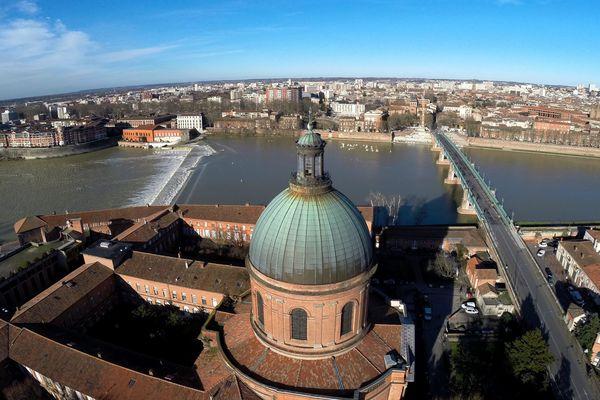 La qualité de l'air est mauvaise à Toulouse ce lundi.