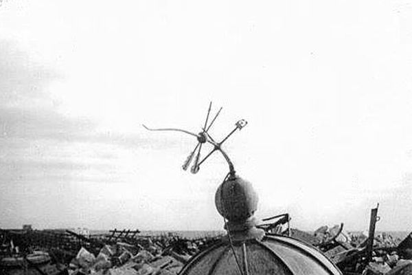 Le phare Saint-Louis a été détruit en 1944