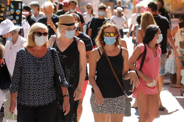 Le port du masque sera obligatoire dans plusieurs zones de la ville dès le 12 août