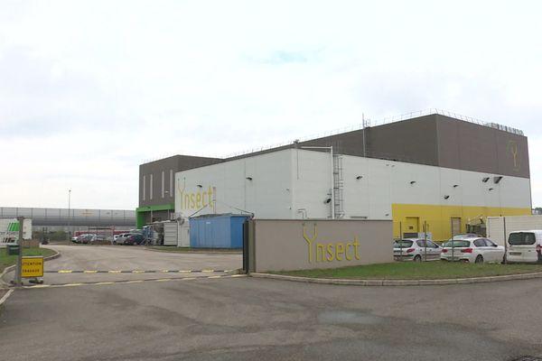Novembre 2020 : deux ans avant la mise en service de l'usine Ynfarm à Poulainville, la société Ynsect planifie le recrutement.
