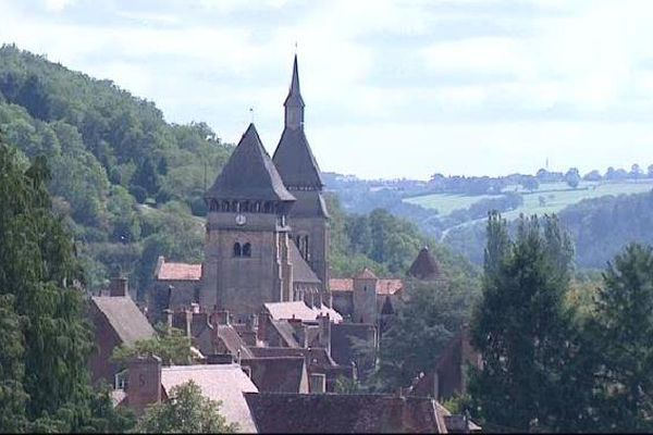 Chambon-sur-Voueize, 3ème village préféré des Français