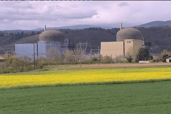 Centrale nucléaire de Saint-Alban