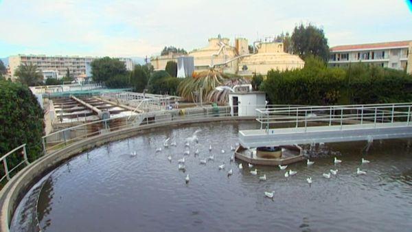L'ancienne station d'épuration de Cagnes-sur-Mer détruite pour laisser place à un parc paysager récréatif