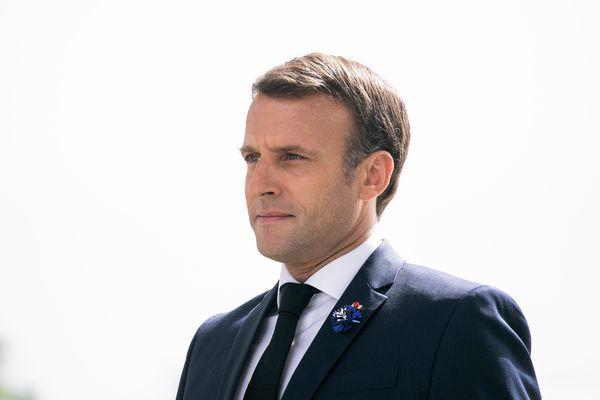 Emmanuel Macron se rendra le 17 mai à Montcornet dans l'Aisne pour le 80ème anniversaire de la bataille de France.