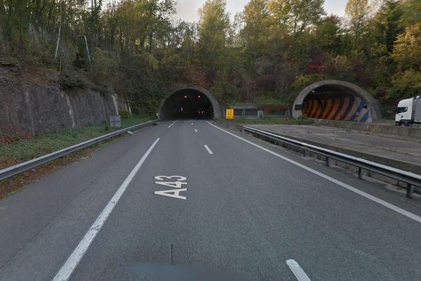 sortie tunnel Dullin
