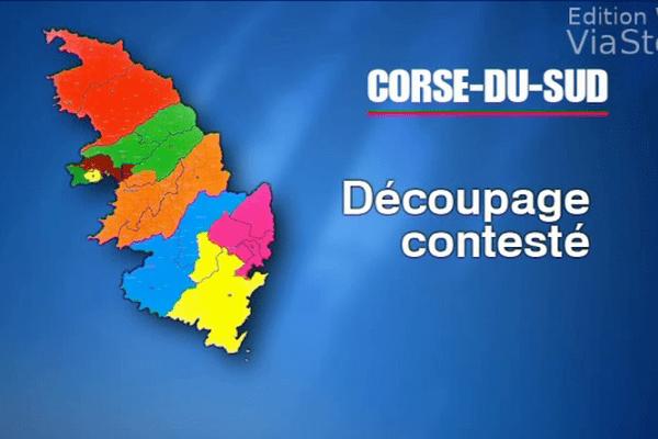 10/10/14 - Découpage cantonal la Corse-du-Sud se réjouit de l'examen de son recours par le Conseil d'Etat