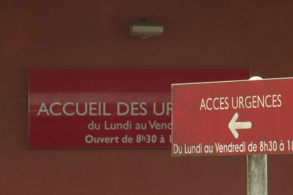 Fermées totalement en décembre 2019, les Urgences de Guise dans l'Aisne rouvrent 5 jours par semaine.