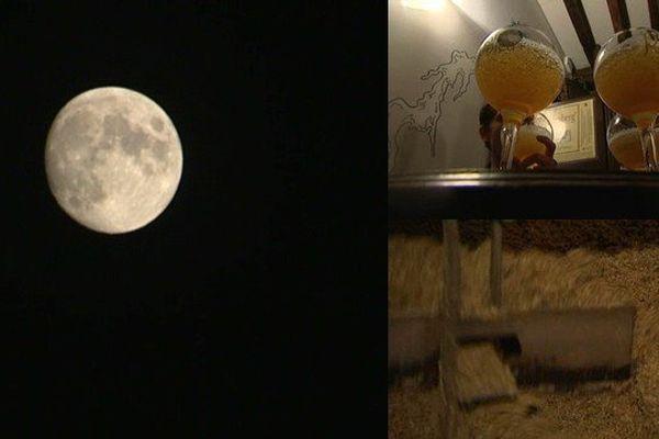 La PaIx-Dieu, la bière des nuits de pleine lune.