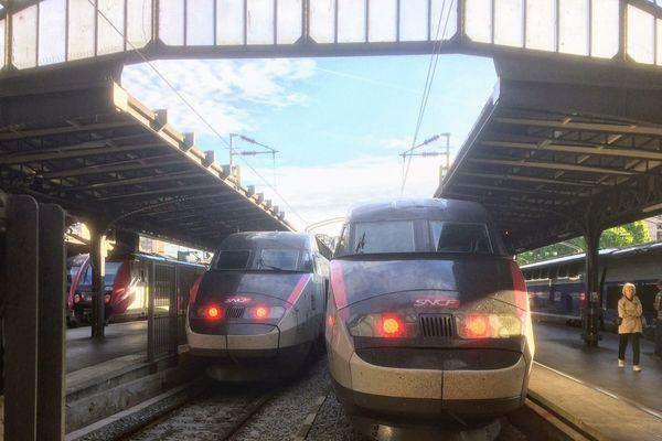 Metz et Nancy à 1h30 de Paris contre 2h45 avant la ligne à grande vitesse.