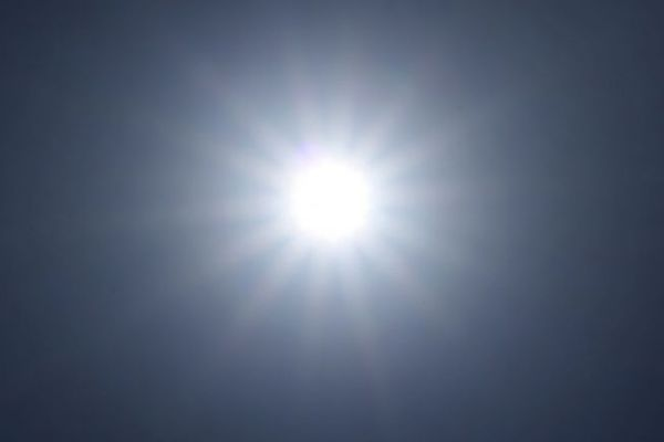Le soleil et la chaleur favorisent la présence de l'ozone dans l'air