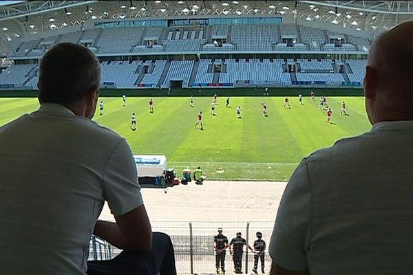 Les Français n'ont pu se défaire de la Roja et finissent 3e du tournoi.