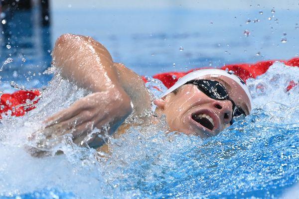 Le jeune Toulousain Léon Marchand s'est qualifié ce samedi midi 24 juillet pour la finale du 400 mètres 4 nages aux Jeux Olympiques de Tokyo.