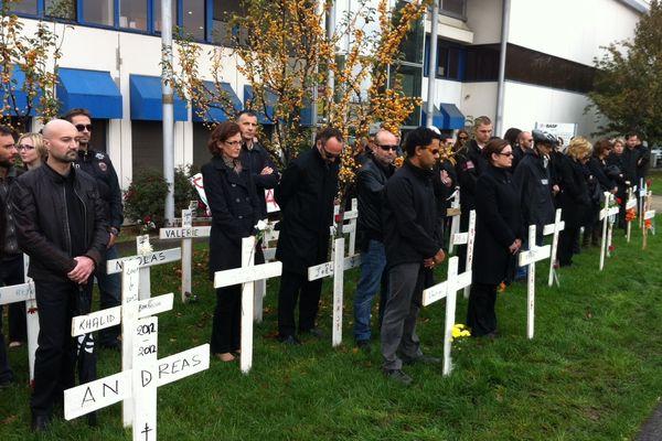 Les obsèques du site BSF Beauty Care ? (26/10/12)