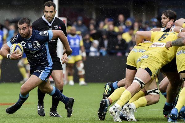 Le MHR a gagné 28 à 27 face à l'ASM Clermont-Auvergne, samedi 25 mai.