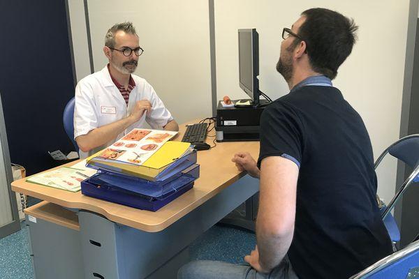 L'unité de soins et d'accueil des personnes sourdes au CHU de Poitiers a ouvert en 2011.