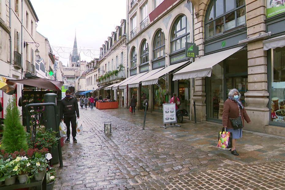 """Dijon : """"va-t-on réussir à gérer les clients ?"""", les commerçants s'interrogent avant leur prochaine réouverture"""