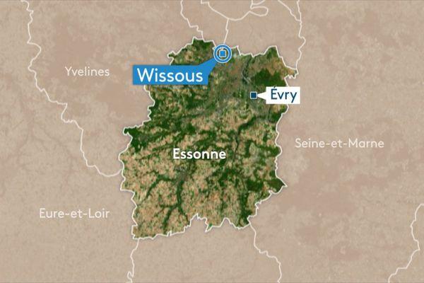 Un accident a provoqué la coupure de l'A10 au niveaux de la commune de Wissous dans l'Essonne.