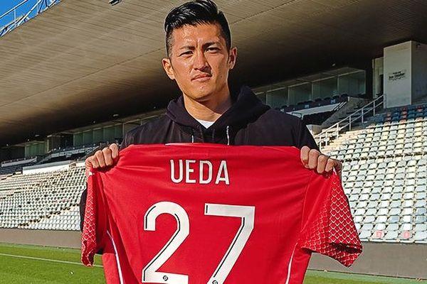 Naomichi Ueda, 26 ans, international japonais du Bruges, est prêté à Nîmes jusqu'à la fin de saison avec option d'achat.
