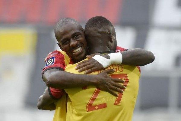 Gaël Kakuta réalise un excellent début de saison à Lens.