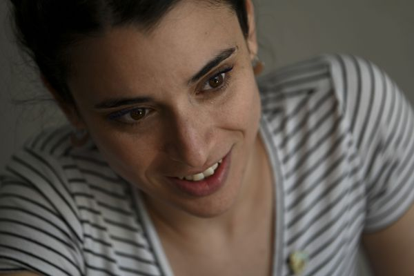 """Lucia Garibaldi est une jeune réalisatrice Uruguayenne. Son film """"Los Tiburones"""" a également reçu le prix international de la mise en scène au Sundance festival aux Etats-Unis."""