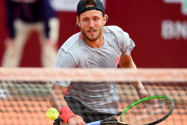 Lucas Pouille reprend goût à la victoire avant Roland-Garros.