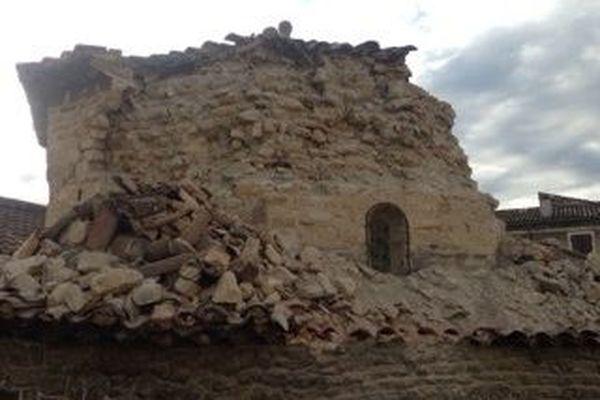 D'importants dégâts au Teil, en Ardèche