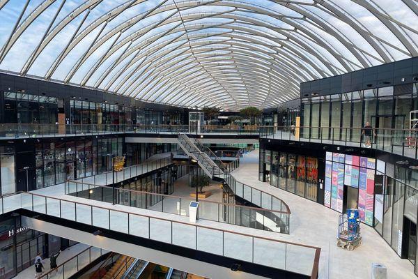 Le Lillenium, le nouveau centre commercial de Lille ouvre ce 25 août : en quoi consiste-t-il ? Quels sont ses enjeux ?