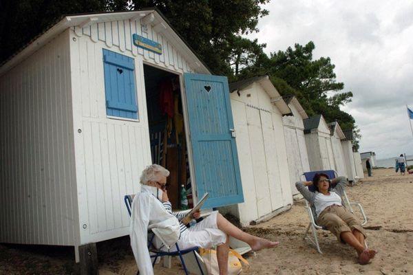 Ma cabane à Noirmoutier sans chichi mais avec tradition.