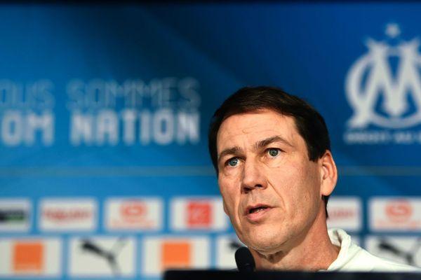 Ligue 1 - L'entraîneur de l'OM Rudi Garcia espère confirmer le retour en forme des phocéens face à Dijon.