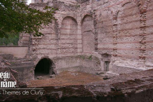 Les termes gallo-romains de Cluny