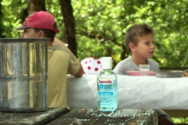 Les enfants semblent assez bien s'adapter aux contraintes sanitaires liées au Coronavirus