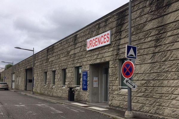 La plupart des malades sont reroutés vers d'autres services d'urgence de l'agglomération lyonnaise.