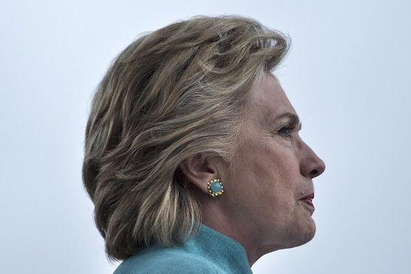 Hillary Clinton lors d'un meeting en Floride le 5 novembre dernier