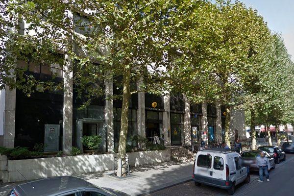 L'agression d'un guichetier a eu lieu samedi dans l'agence de la Poste Roubaix-Principal