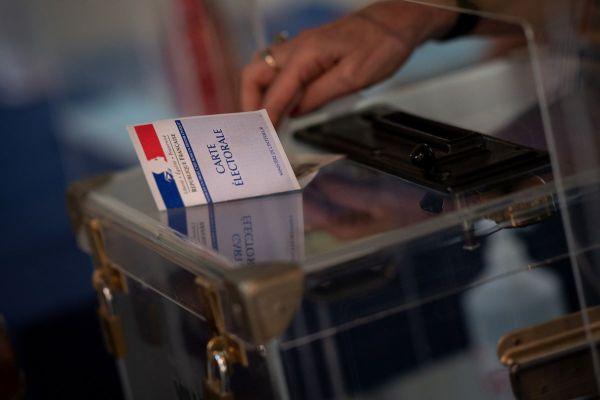 Premier tour des élections départementales