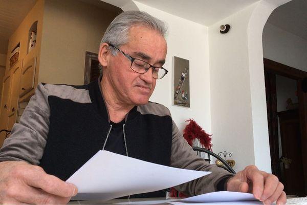 """Grand Débat NAtional, Alain, retraité à Semoy : """"Macron est en train de rendre les retraités malheureux"""""""