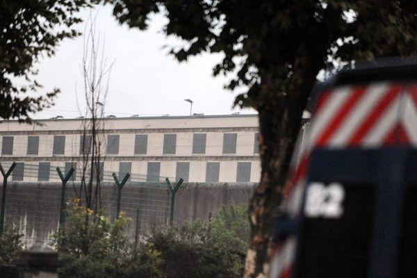 Maison d'arrêt de Grenoble-Varces, où l'un des trois suspects est écroué.
