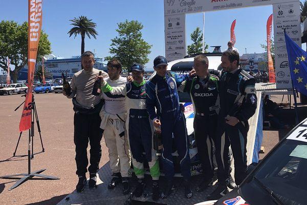 La 49e édition du rallye de la Giraglia s'est terminée ce dimanche 2 juin.