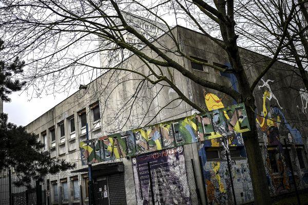 L'ancien lycée hôtelier transformé en espace culturel