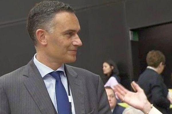 Arnaud Danjean, eurodéputé UMP