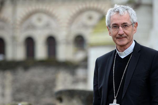 Emmanuel Delmas, l'évêque du diocèse d'Angers, a été contaminé par le coronavirus Covid-19