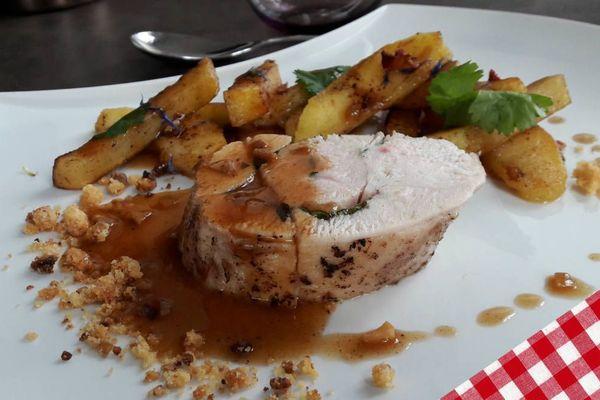Les ch'tis plats : la dinde basse température, pommes et pommes de terre