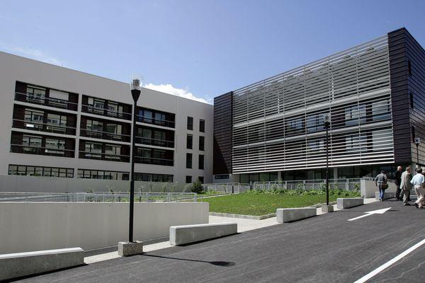 Paul Rannard est hospitalisé à l'hôpital de Chambéry.