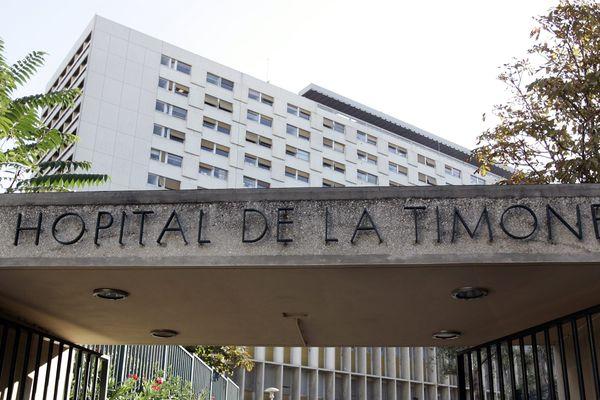 Hôpital de La Timone à Marseille (Archives)