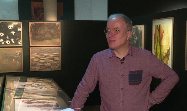 Emmanuel Guibert espère que le Musée d'Angoulême ouvrira bientôt ses portes.