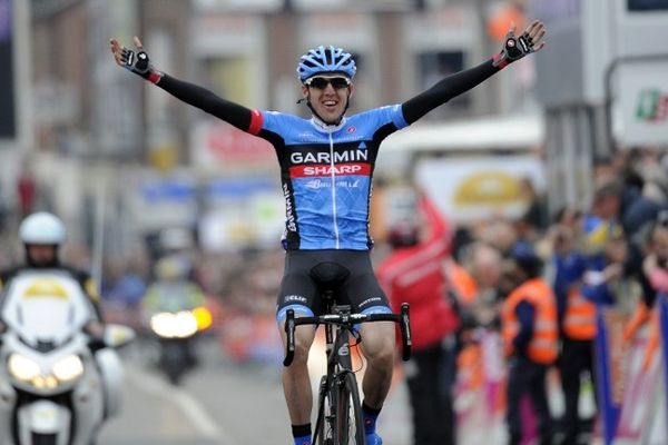 Daniel Martin, vainqueur