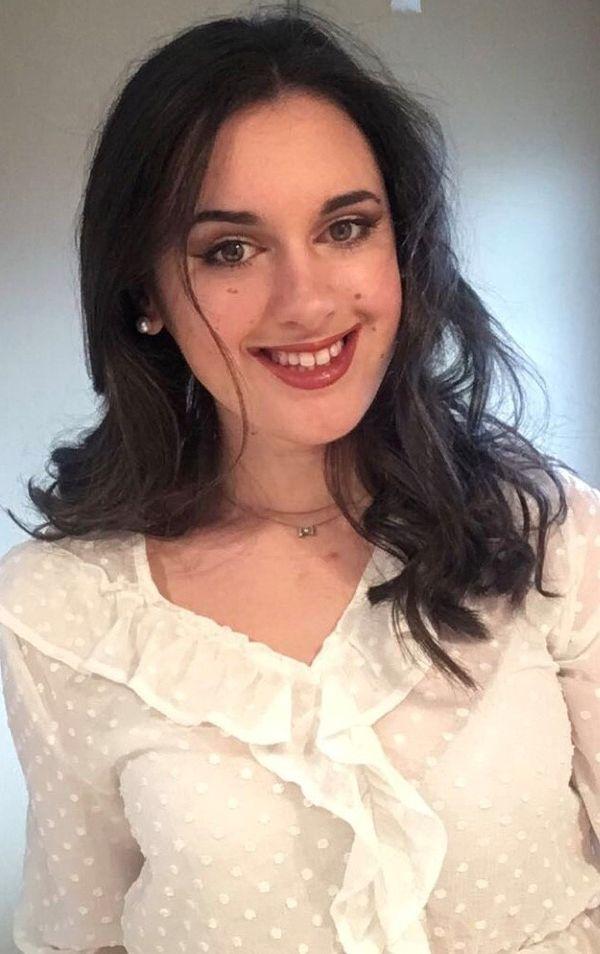 Mélina Plaze, 19 ans, candidate à Miss Cantal.